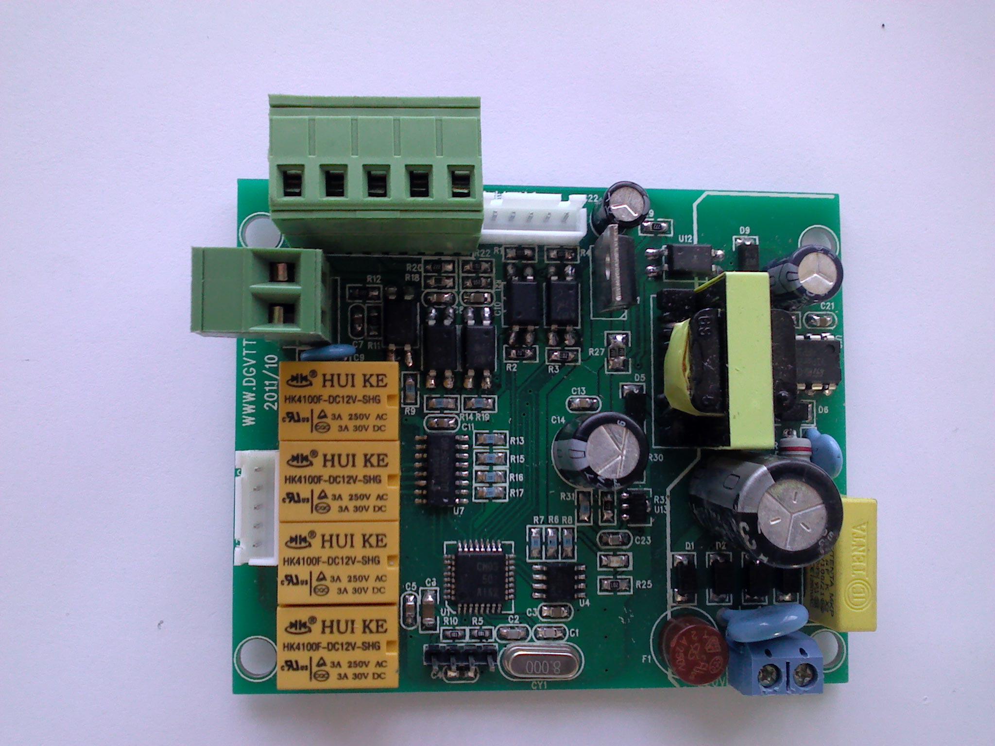 端子机通用变频器控制.